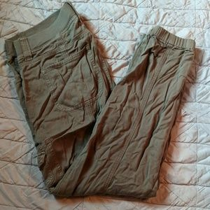 Jogger style pants